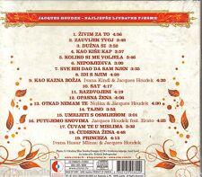 Jacques Houdek CD najljepse ljubavne pjesme LOVE COLLECTION princeza Ivana HIT