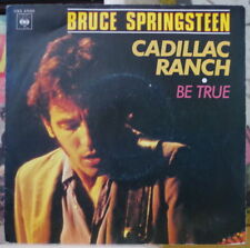BRUCE SPRINGSTEEN CADILLAC RANCH FRENCH SP EMI 1981