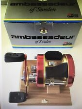 abu ambassadeur reels Fire Fighter Limited Edition No 409 of 911 made