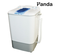 Portable Washing Machine Compact Top Load Electric Laundry Equipment Apartment