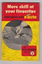 RARE HANDICRAFTS WITH X-ACTO