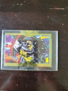 Wizard Magazine Image Comics Promo Card sealed signed by Whilce Portacio