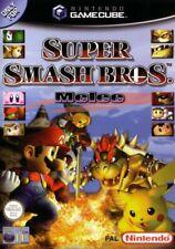 Nintendo GameCube Spiel - Super Smash Bros. Melee ESP mit OVP