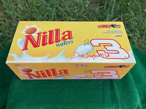 NASCAR Dale Earnhardt Jr #3 2002 RCR Nilla Wafers Nutter Butter 1:24 Diecast Car