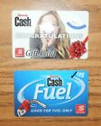 Speedway Gift Cards $50.00 (2 X $25.00) For Sale