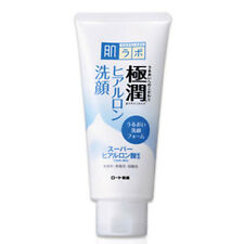 ☀ Rohto Hadalabo Gokujyun Hyaluronic Acid Face Wash Foam Cleanser 100g Japan ☀
