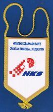 HKS, Hrvatski košarkaški savez, Croatian basketball Federation, official flag !