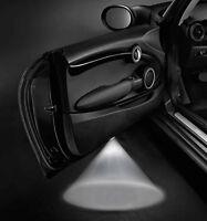4 ampoules à LED  Blanc pour éclairage bas de porte / seuil Renault  Laguna 2