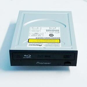 Pioneer BDR-206DBK 12X Blu-ray BD-R SATA BD DVD CD Drive Burner Writer 3D Player
