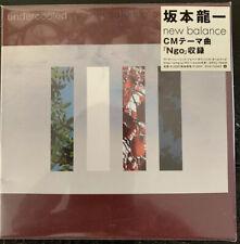 Ryuichi Sakamoto Undercooled CD Single 2004 WPCL-70013 RARE!