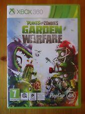 Plants vs. Zombies: Garden Warfare (Xbox 360, 2014) **COMPATIBLE WITH XBOX ONE**
