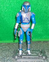 Star Wars Clone Wars Death Watch MANDALORIAN WARRIOR - Used