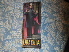 Aurora, DRACULA ,Christopher Lee. Celllo still on box!  Box only.