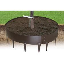 Everedge Lawn Edge Ring Brown 0.6m Garden Edging