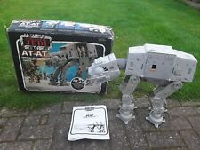 More details for star wars at at with box  & instructions