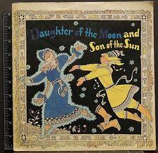 DAUGHTER OF THE MOON SON OF THE SUN 1979 Russian Slavic Scandinavian folk story