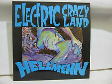 Hellmenn - Electric Crazy Land - 1991 - New Old Stock - Spain - NM+/NM+