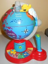 Vtech Fly and Learn Globe Interactive Educational Discovery Toy Learning Talking