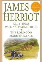 All Things Wise and Wonderful/the Lord God Made Them All, Herriot, James, Good C