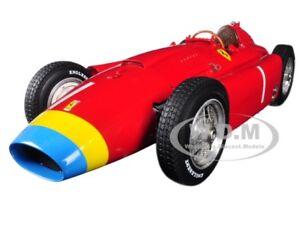 FERRARI LANCIA D50 LONG NOSE #1 FANGIO GP GERMANY 1956 1/18 DIECAST CAR CMC 181