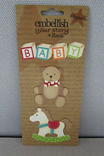Embellish Your Story Magnets Baby Toys