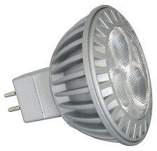 2 Stück XQ-lite LED-Reflektor GU5,3, 4 W, ersetzt 20 W, 220 Lumen,  Leuchtmittel