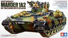 Tamiya 35162 1/35 Tank Model Kit German IFV Schutzenpanzer Marder 1A2 with MILAN