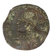 Jeton de Jeu Nuremberg Alexandre le Grand à la colombe XVIIIème siècle Token