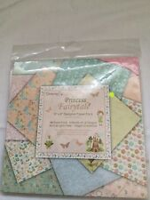 Paper Pack Princess Fairytale 8 Inch