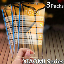 Tempered Glass Screen Protector For Xiaomi Redmi Note 9s Pro 8T 9A Mi 10 Lite A3