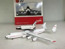 Herpa Wings 1:500 An-225 Mriya & Buran Orbiter Set CCCP-82060