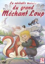 DVD  La Véritable  Histoire du GRAND MÉCHANT  LOUP