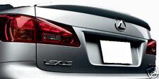 2006 - 2011 Lexus IS250 IS350 Painted Rear Lip Spoiler