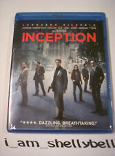 New INCEPTION 3-Disc Set; 2-Disc Blu-ray & DVD FREE POST