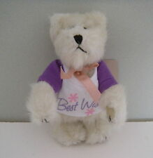"Boyds Bear The Archive Collection/ Clifford Berryman Plush Stuffed 6"" 1990-1994"