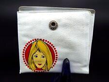 VINTAGE 80s SHE-RA Princess Adora? Christina Applegate Blonde girl vinyl Wallet