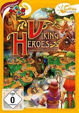 Viking Heroes Sunrise Games PC Spiel Zeitmanagement Neu & OVP