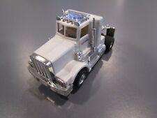 Tyco Peterbilt Semi Truck Newman Hass White