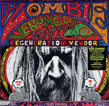 ROB ZOMBIE - VENOMOUS RAT REGENERATION VENDOR, ORG 2013 EU 180G vinyl LP, NEW!