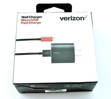 Verizon Certified Quick Charge 3.0 Micro USB Wall Charger for Cell Phones