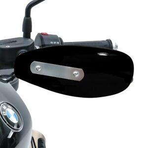 Protege mains pour Moto Guzzi V9 Bobber/ Sport noir