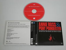 ANNIE ROSS & PONY POINDEXTER/WITH BERLIN ALL STARS(MPS 06024 9811257) CD ALBUM