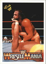 1990  History of Wrestlemania WWF #96 Hulk Hogan/Macho Man Randy Savage