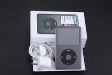 Black Apple iPod classic 7th Generation Black (120GB) (Lastest Model) & Warranty