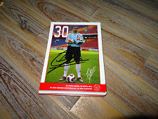 GENTENAAR - HOLLAND & BVB - AJAX AUTOGRAPHCARD ORIGINAL SIGNED **