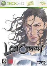 Used Xbox 360 Lost Odyssey  MICROSOFT JAPAN JP JAPANESE JAPONAIS IMPORT