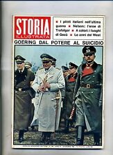 STORIA ILLUSTRATA#DICEMBRE 1966 N.109#GOERING DAL POTERE AL SUICIDIO#Mondadori