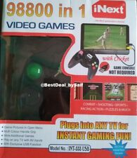 8 bit video games 98800 in 1 one iNext INT-333 1 GB with USB Support for all TV
