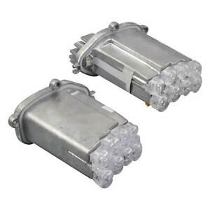 Pair L+R Headlight LED Turn Signal for BMW 740i 740Li 750i 750Li 760Li 2009-2012