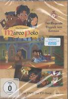 Marco Polo Teil 6 Der fliegende Teppich von Kerman Kinder DVD NEU zur TV Serie